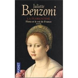 Couverture du livre : La Florentine, tome 4  : Fiora et le Roi de France
