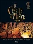 Couverture du livre : Le Cercle de Minsk, Tome 2 : Il était cinq soldats