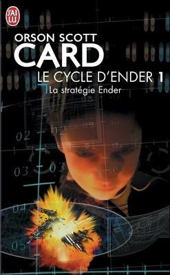 Couverture de Le Cycle d'Ender, Tome 1 : La Stratégie Ender
