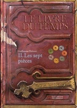 Couverture de Le Livre du temps, Tome 2 : Les Sept Pièces