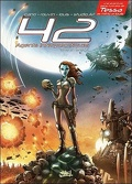 42 Agents Intergalactiques, Tome 3 : Shayn
