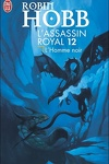 couverture L'Assassin royal, Tome 12 : L'Homme noir