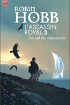 couverture L'Assassin royal, Tome 3 : La Nef du crépuscule