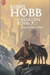 couverture L'Assassin royal, Tome 7 : Le Prophète blanc
