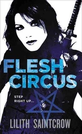 Couverture du livre : Une Aventure de Jill Kismet, Tome 4 : Flesh Circus