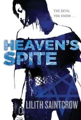 Couverture du livre : Une Aventure de Jill Kismet, Tome 5 : Heaven's Spite