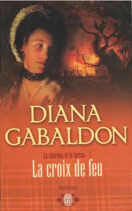 Couverture du livre : Le Chardon et le Tartan, Tome 7 : La Croix de feu