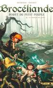 Brocéliande, forêt du petit peuple, Tome 4 : Le tombeau des géants