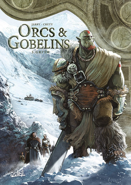 Couverture du livre : Orcs & Gobelins Tome 3 : Gri'im