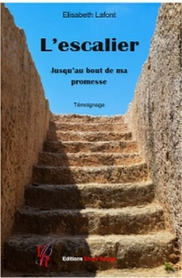 Couverture du livre : L'escalier