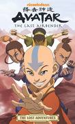 Avatar: The Last Airbender : The Lost Adventures