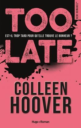 Couverture du livre : Too Late