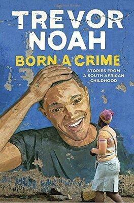Couverture du livre : Born a crime