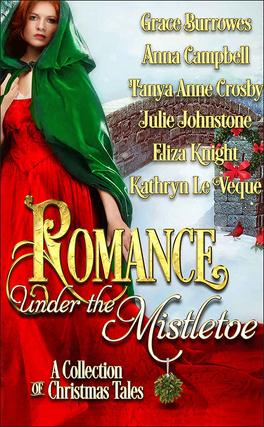 Couverture du livre : Holiday Anthology, Tome 4 : Romance Under the Mistletoe