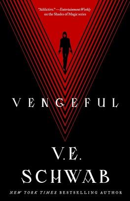Couverture du livre : The Villains, Tome 2 : Vengeful