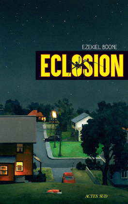 Couverture du livre : Éclosion