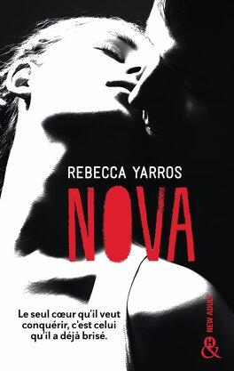 Couverture du livre : Les Renegades, Tome 2 : Nova