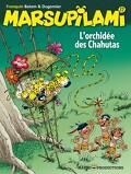 Marsupilami, Tome 17 : L'Orchidée des Chahutas