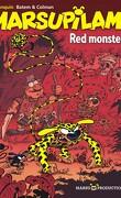 Marsupilami, Tome 21 : Red Monster
