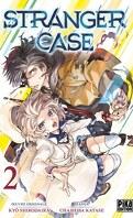 Stranger Case, Tome 2