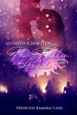 Couverture du livre : The Fallen Angels, Tome 1 : Madilyn & Matthew