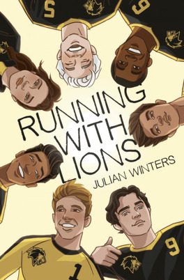 Couverture du livre : Running with Lions