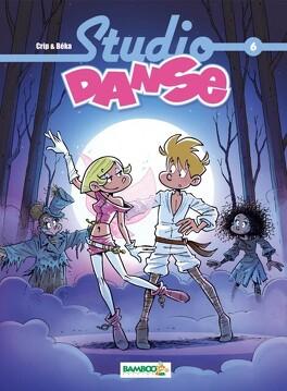Couverture du livre : Studio Danse, Tome 6