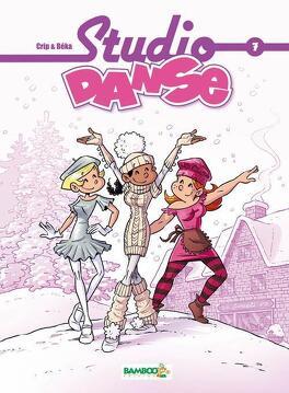Couverture du livre : Studio Danse, Tome 7