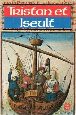 Couverture du livre : Tristan et Iseult