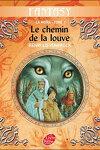couverture La Moïra, Tome 1 : Le Chemin de la louve