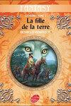 couverture La Moïra, Tome 2 : La Fille de la Terre