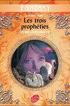 couverture La Moïra, Tome 3 : Les Trois Prophéties