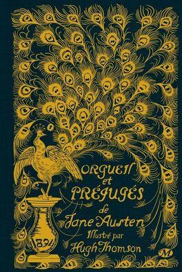 Couverture du livre : Orgueil et préjugés