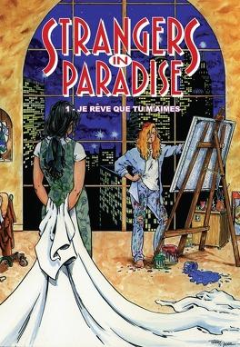 Couverture du livre : Strangers in Paradise, tome 1 : Mon étoile, ma destinée