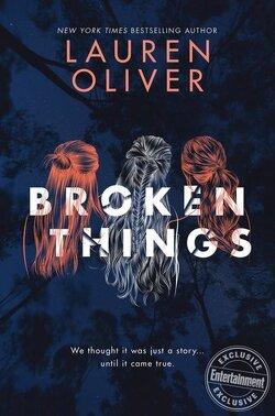 Couverture de Broken Things