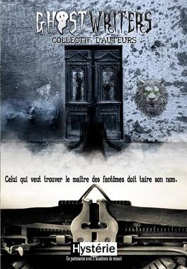 Couverture du livre : Ghost Writers
