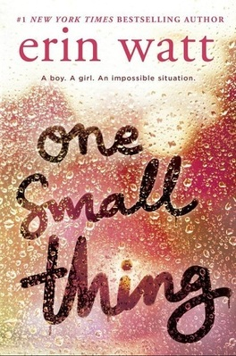 Couverture du livre : One Small Thing