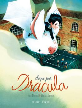 Couverture du livre : Chaque jour Dracula