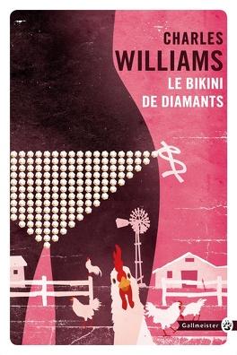 Couverture du livre : Le Bikini de diamants
