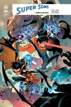 Couverture de Super sons, tome 1 : Quand je serai grand