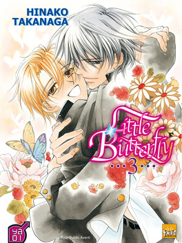 Couverture du livre : Little Butterfly, Tome 3