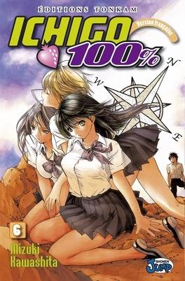 Couverture du livre : Ichigo 100% tome 6