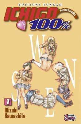 Couverture du livre : Ichigo 100% tome 7