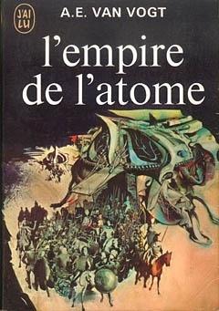 Couverture du livre : L'empire de l'atome