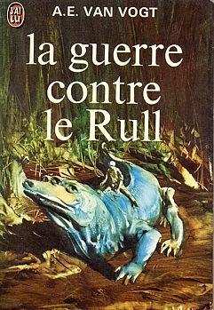 Couverture du livre : La guerre contre le Rull