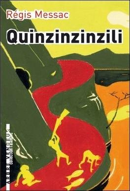 Couverture du livre : Quinzinzinzili