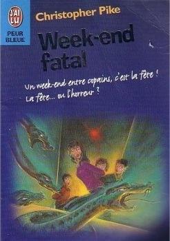 Couverture du livre : Week-end fatal