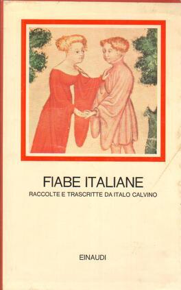 Couverture du livre : Contes italiens