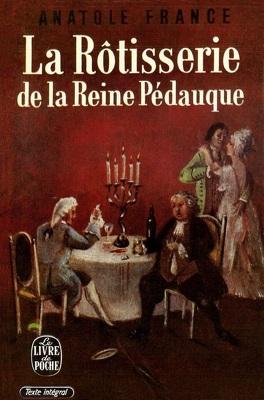 Couverture du livre : La Rôtisserie de la reine Pédauque