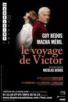 Couverture du livre : Le Voyage de Victor